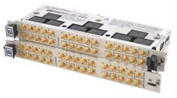 HP/AGILENT E1473A VXI RF MUX, 50 OHM, SIX 1X4